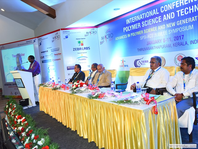 The Society for Polymer Science, India